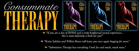 Consummate Therapy Banner