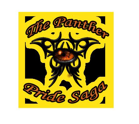 Panther Pride Saga Emblem