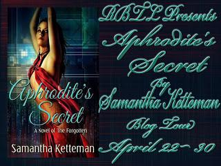 Aphrodite's Secret Blog Tour Banner