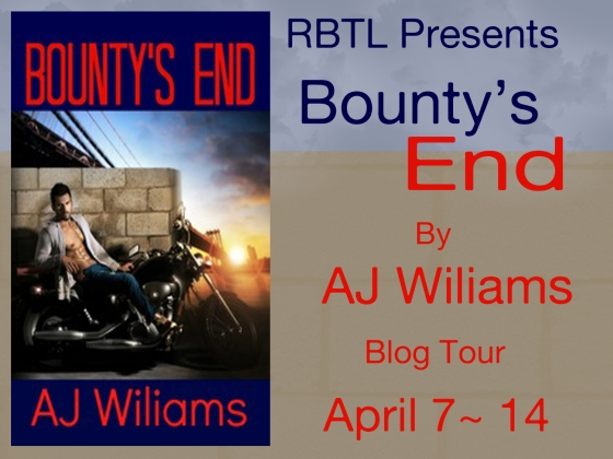 Bounty's End Blog Tour