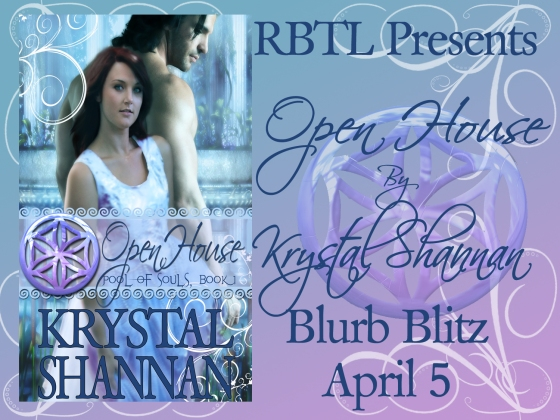 Open House Blurb Blitz Banner
