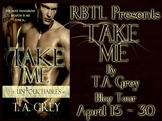 Take Me Blog Tour Banner