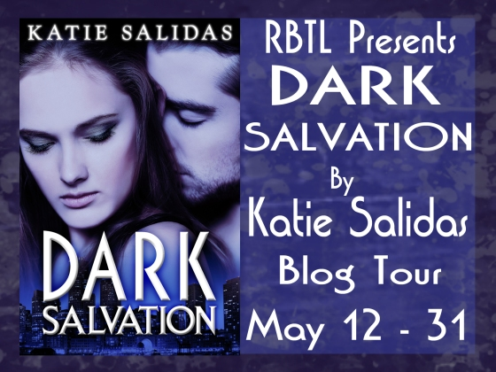 Dark Salvation Blog Tour Banner
